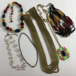 Jewelry - 6 necklaces. Price is for all
